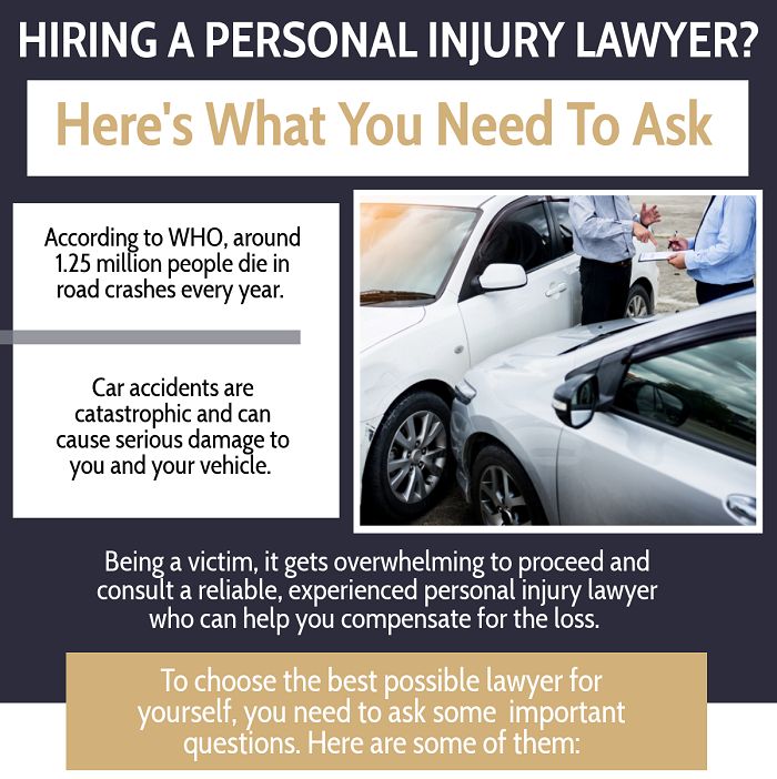 Hiring A Personal injury Lawyer? Here's What You Need To Ask